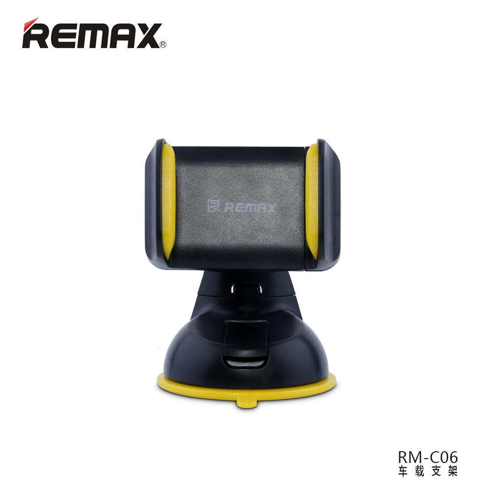 Kết quả hình ảnh cho Kẹp điện thoại trên ô tô Remax